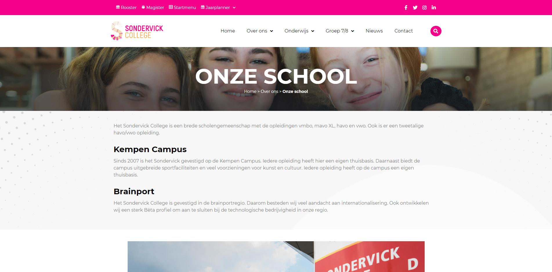 sondervick-onzeschool