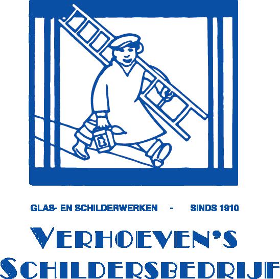 Verhoevens schildersbedrijf logo