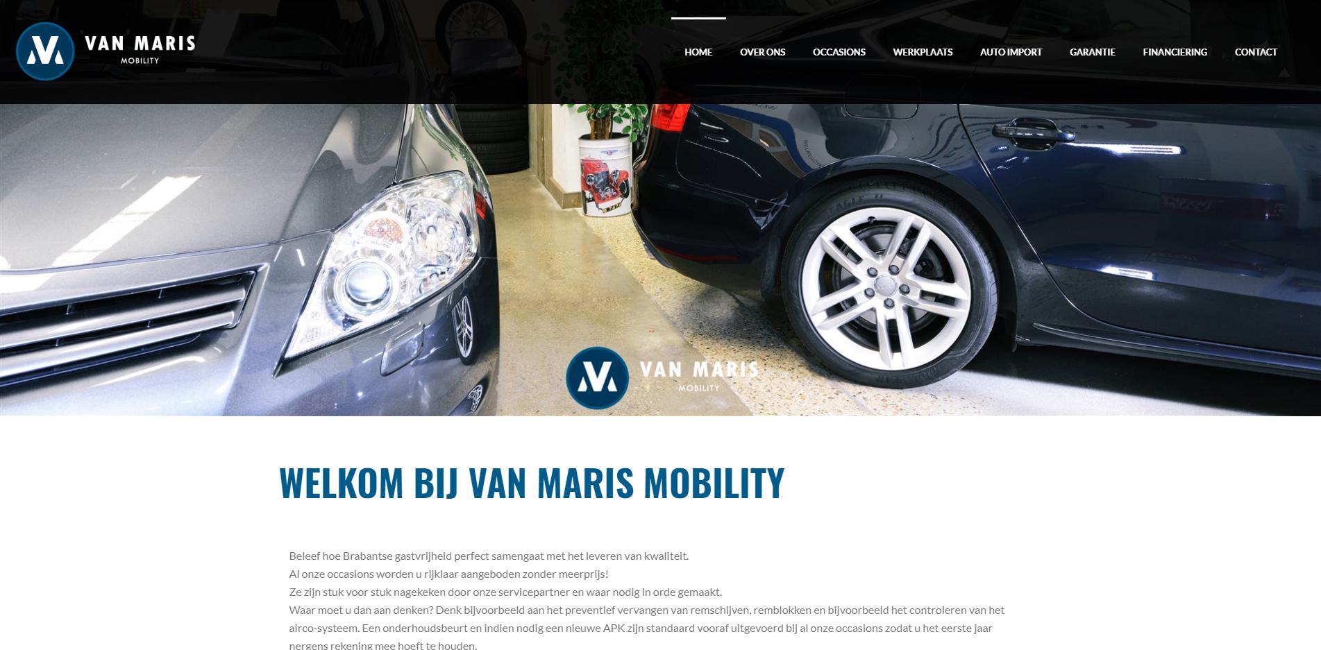 vanmarismobility-home